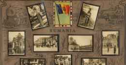 Set Of 13 Pictures Romania Advert Tabacalera Cubana Cuba Flag Iasi Alba Julia Petrol Mines Etc - Roumanie