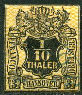 Hanovre Y&T 13 ° - Hanover