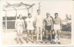 LANZAMIENTO DE DISCO DISCUS THROW RARISIME PHOTO 1932 OLYMPIADE 鐵餅 LANCER DU DISQUE  DISKUSWURF NOEL FRANC - Places