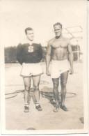 LANZAMIENTO DE DISCO DISCUS THROW RARISIME PHOTO 1932 OLYMPIADE 鐵餅 LANCER DU DISQUE  DISKUSWURF - Orte