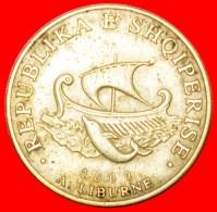 § SHIP: ALBANIA ★ 20 LEKE 2000! LOW START★ NO RESERVE! - Albanie