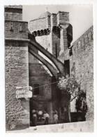"""SAINT MALO--Cité Corsaire-Les Forts-Entrée Du Musée """"Quic-en-Groigne"""" (animée) Cpsm 15 X 10 N°421 éd  CAP - Saint Malo"""