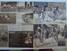 Miroir Sprint 13 Juin 1949 Cyclisme La Motte Beuvron Lamotte 41 Loir Et Cher Chateauroux Natation Vallerey Bethune Foot - Livres, BD, Revues