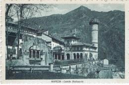 ROSAZZA - CASTELLO MEDIOEVALE - Biella