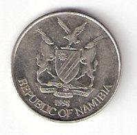 Pièce Namibie. Pièce De 10c . 1998 - Namibie