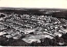 58 - LA MACHINE : Vue Aérienne De La Cité Des Minimes - CPSM Dentelée Noir Blanc GF Postée 1963 - Nièvre - Autres Communes