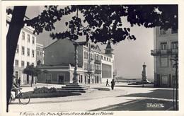 FIGUEIRA DA FOZ, Praça Do General Freire De Adrade E Pelourinho, 2 Scans, PORTUGAL - Coimbra