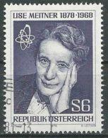 ÖSTERREICH 1978 MI-NR. 1588 O Used - Aus ABO (84) - 1945-.... 2ème République