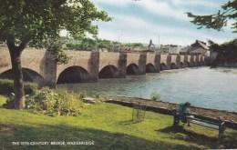 WADEBRIDGE -15TH CENTURY BRIDGE - England