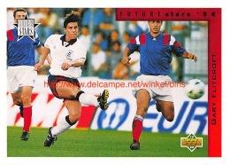 Gary Flitcroft England Future Stars '94 - Trading Cards