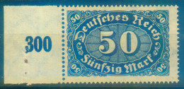 Nr. 246 C Postfrisch Mi. 70 € - Allemagne