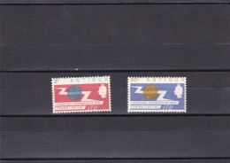 Antigua Nº 144 Al 145 - Antigua Et Barbuda (1981-...)