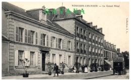58 POUGUES-les-EAUX - Le Grand Hotel (Recto/Verso) - Pougues Les Eaux