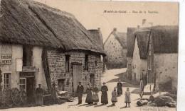MONTEL-DE-GELAT RUE DE LA VENDEE ANIMEE - Frankreich