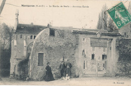 91 // MONTGERON    Le Moulin De Senlis  Ancienne Entrée - Montgeron