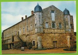 JARD-SUR-MER - L'Abbaye De Lieu-Dieu - France