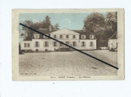 CPA   -  Hery  - Le Château