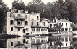 45 - OLIVET : Hotel Restaurant Paul FORET - CPSM Dentelée Noir Blanc Format CPA 1958 - Loiret - Autres Communes