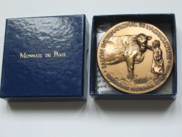 Monnaie De PARIS - Salon International De L'agriculture 2003 - Concours National Normand **** EN ACHAT IMMEDIAT **** - Profesionales / De Sociedad