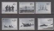Ross Dependency 2002 Scott Expedition / Discovery Set 6 MNH - Unclassified