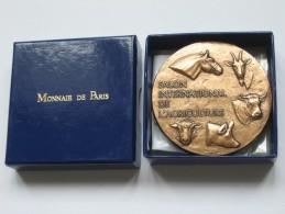 Monnaie De PARIS - Salon International De L´agriculture 2005 - Concours Général Agricole **** EN ACHAT IMMEDIAT **** - Profesionales / De Sociedad