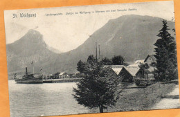 St Wolfgang 1905 Postcard - St. Wolfgang