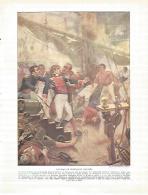 LAMINA 4266: Batalla De Trafalgar En 1805 - Unclassified