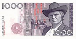 Norvège 1 000 Kroner  2016  Spécimen UNC Bjørnstjerne Bjørnson - Norwegen
