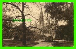 WIEN, AUTRICHE - VIENNE - RATHAUS - KUPFERDRUCK-KUNSTLERKARTE, 1910 - - Vienne