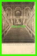 WIEN, AUTRICHE - VIENNE - K. K. KUNSTHISTORISCHES HOF-MUSEUM (STIEGENHAUS) - J. LOWY, 1906 - - Musées