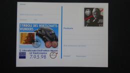 Germany - 1998 - Mi: PSo 52*- Look Scan - [7] Federal Republic