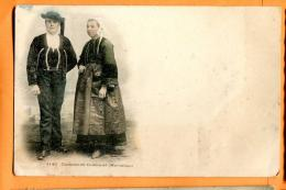 MAZ-20  Costumes De Guemene. Précurseur, Non Circulé - Guemene Sur Scorff