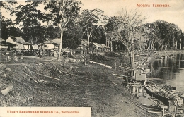 MOEARA TAMBESIE  UITGAVE BOEKHANDEL VISSER ET CO   WELTEVREDEN - Indonésie