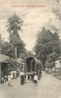 COLOMBO STREET SCENE MARADANA - Sri Lanka (Ceylon)
