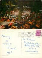 Savioli Dancing, Riccione, RN Rimini, Italy Postcard Posted 1961 Stamp - Rimini