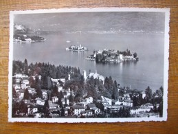 Lago Maggiore , Strésa , Borromée - Italie