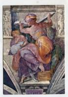 CHRISTIANITY - AK279445 Roma - Citta´ Del Vaticano - Capella Sistina - La Sibilla Libica - Churches & Convents