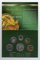 Australia - Serie Divisionale 2004 - Con Custodia - (FDC6931) - Mint Sets & Proof Sets