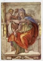 CHRISTIANITY - AK279446 Roma - Citta´ Del Vaticano - Capella Sistina - La Sibilla Delfica - Churches & Convents