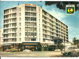 Congo (Zaire) - Kinshasa - Hotel Memling - Congo - Kinshasa (ex Zaire)