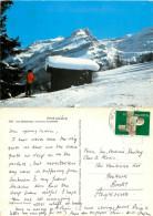 Les Diablerets, VD Vaud, Switzerland Postcard Posted 1983 Stamp - VD Vaud
