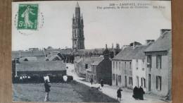 Lampaul.vue Générale, La Route De Guimiliau. Édition ND N ° 1359 - Lampaul-Guimiliau