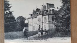 Lampaul-guimiliau.le Séminaire St Jacques.château Manoir.Édition ND N ° 1371 - Lampaul-Guimiliau