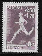 Finland, Scott # B71 Unused No Gum Sports, 1945 - Finland
