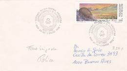 Argentina Cover P/m Enero 1992 122. Aniv. Policia Federal Argentina(SKO10-48) - Policia – Guardia Civil