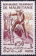 Mauritania 1960 - Men And Pastoral Well ( Mi 164 - YT 140 ) MNH** - Mauritanië (1960-...)