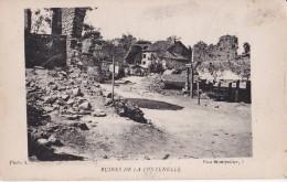 BAN DE SAPT                                Ruines De La Fontanelle - France