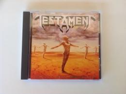 "TESTAMENT ""practice What You Preach"" CD 1st Press 1989 - Hard Rock & Metal"