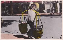 SAIGON - Marchande Ambulante - Vietnam