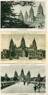 CAMBODGE(LOT DE 5 CARTES) - Kambodscha